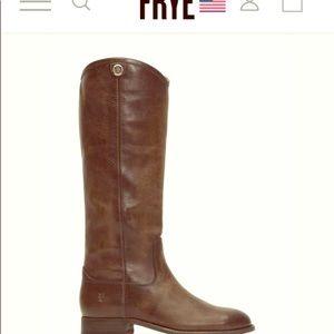 Melissa Frye Button 2 Boots